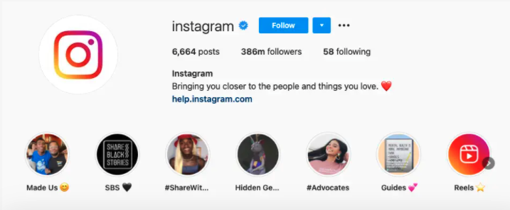 tips and tricks for instagram bio